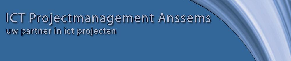 ICT Projectmanagement Anssems